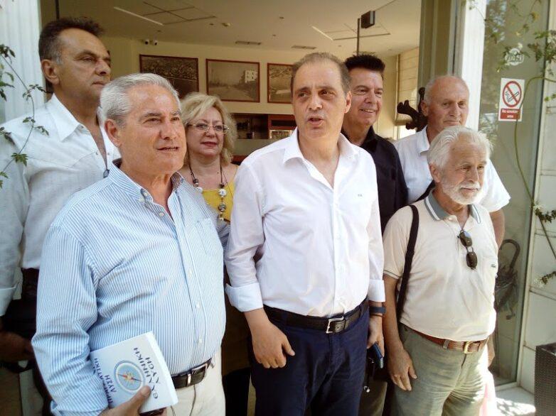 Κ. Βελόπουλος: Σε πανικό Κυρ. Μητσοτάκης και Νέα Δημοκρατία