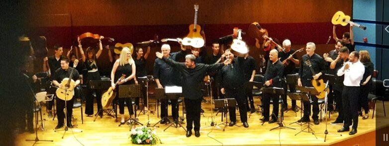 Συγκίνησε με έργα Ανδρέα Κατσιγιάννη η Κιθαριστική Ορχήστρα Βόλου