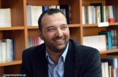 Νέος πρόεδρος της ΟΝΝΕΔ Βόλου ο Αθανάσιος Τακμάκης