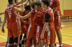 Ολοκληρώθηκε η χρονιά για τους παίδες μπάσκετ του Ολυμπιακού Βόλου