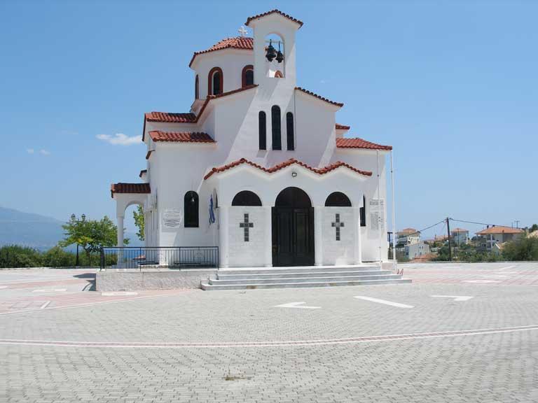 Στις Αλυκές Ιερά Λείψανα του Αγίου Στεφάνου