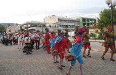 Ο Φιλοπρόοδος Σύλλογος Ν. Αγχιάλου στο 6ο Διεθνές Φεστιβάλ Παραδοσιακών Χορών