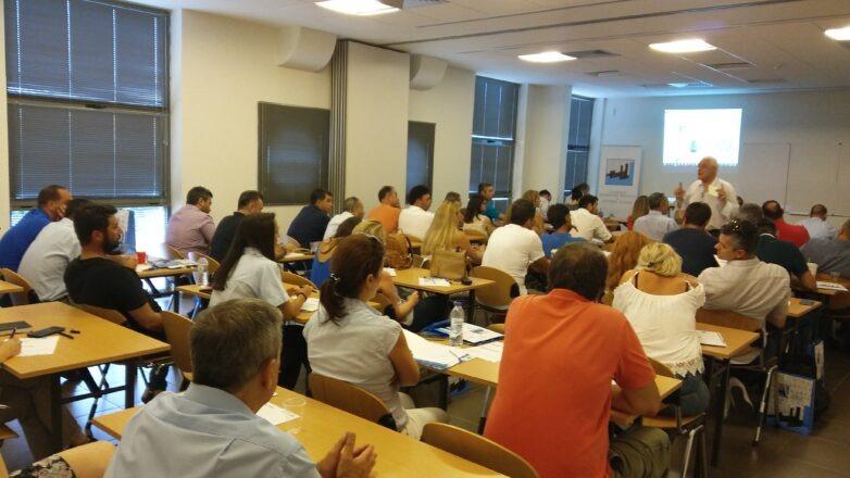 Σεμινάριο ΣΒΘΚΕ -ΙΒΕΠΕ ΣΕΒ  για την σύγχρονη φιλοσοφία οργάνωσης τμήματος πωλήσεων