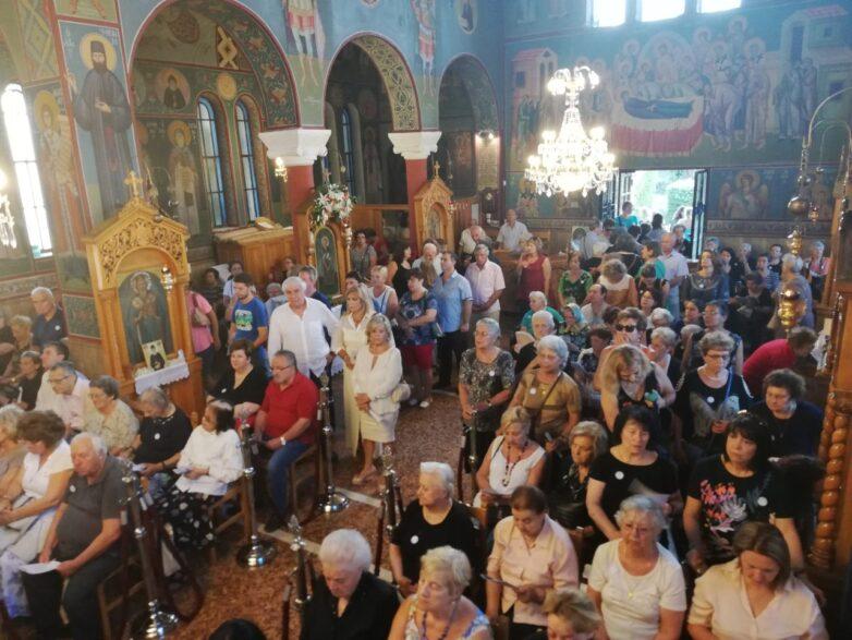 Λαμπρός ο εορτασμός του Αγίου Παντελεήμονος στην Μητρόπολη Δημητριάδος & Αλμυρού