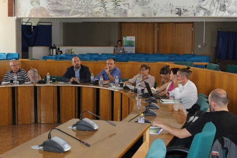 Η Περιφέρεια Θεσσαλίας σε ευρωπαϊκό πρόγραμμα για πιο «πράσινα» και φιλικά στον επιβάτη δημόσια μεταφορικά μέσα