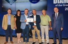 «Διαμάντι» της Ελληνικής Οικονομίας για δεύτερη συνεχόμενη χρονιά ο Αγροτικός Συνεταιρισμός Ζαγοράς