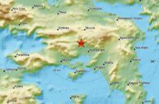 Ισχυρός σεισμός 5,1 Ρίχτερ στην Αττική