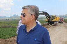 Βελτιώνει την πρόσβαση σε γεωργικo-κτηνοτροφικές εκμεταλλεύσεις στο Παλιούρι Βόλου η Περιφέρεια Θεσσαλίας