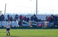 Δημοπρατήθηκε η κατασκευή νέας κερκίδας στο γήπεδο Στεφανοβικείου