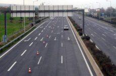 Αποκλεισμός της κυκλοφορίας στην εθνική οδό Αθηνών – Θεσσαλονίκης λόγω εργασιών