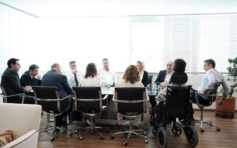 «Αναβρασμός» στους ευρωβουλευτές της ΝΔ με την εισήγηση Μεϊμαράκη για τον Δ. Παπαδημούλη