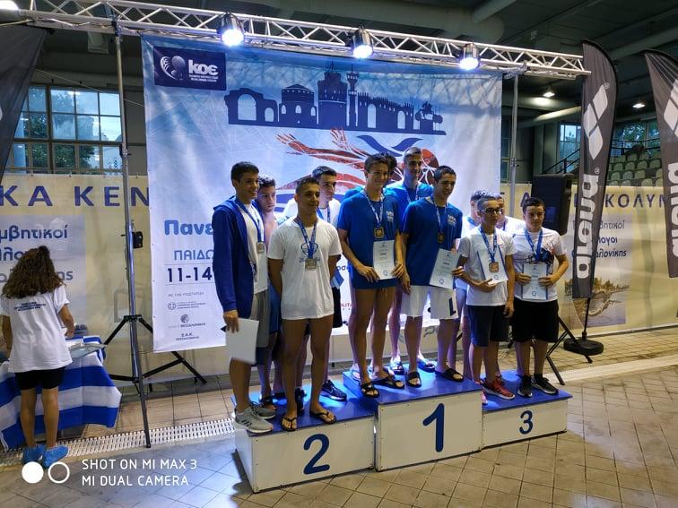 Νέες επιτυχίες της Νίκης Βόλου στη Θεσσαλονίκη