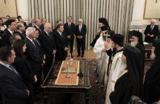 Οι παραδόσεις – παραλαβές των υπουργείων