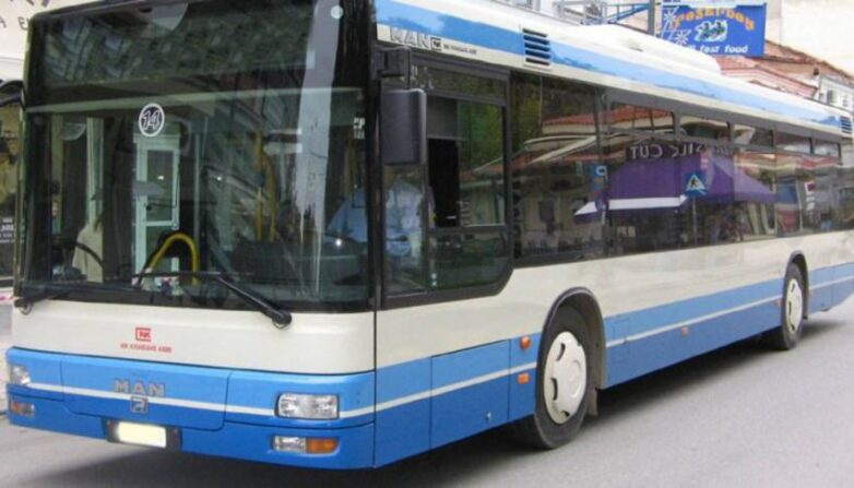 Τα δρομολόγια των λεωφορείων του Αστικού ΚΤΕΛ