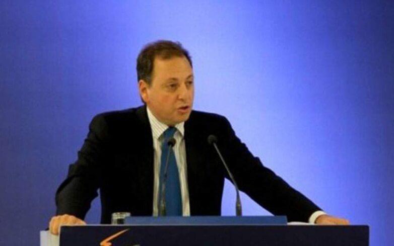 Ο Σπήλιος Λιβανός κοινοβουλευτικός εκπρόσωπος της ΝΔ