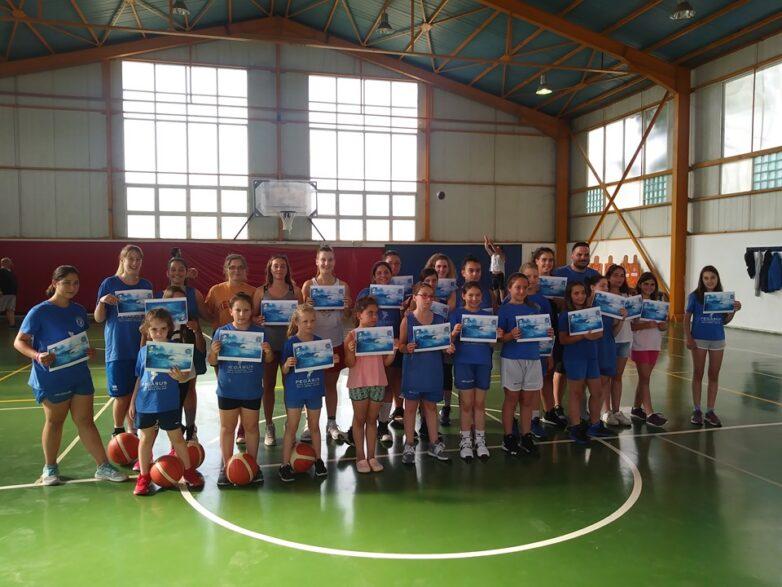 Λήξη χρονιάς για τις ακαδημίες μπάσκετ γυναικών της Νίκης Βόλου