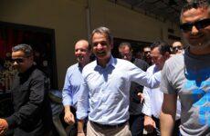 """Κυρ. Μητσοτάκης: """"Η Ελλάδα αλλάζει σελίδα στις 7 Ιουλίου"""""""