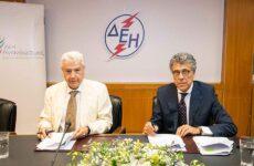 Ολοκληρώθηκε η εξαγορά από τη ΔΕΗ του 45% αιολικών πάρκων της Volterra