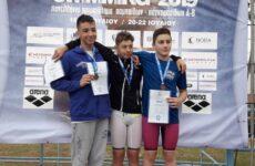 «Ποδαρικό» με μετάλλια για τη Νίκη Βόλου στο Πανελλήνιο Πρωτάθλημα Παμπαίδων – Παγκορασίδων Α'