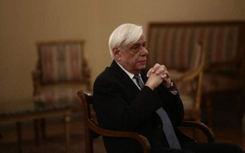 Επέστρεψε ανυπόγραφα τα διατάγματα για τη Δικαιοσύνη ο Πρ. Παυλόπουλος