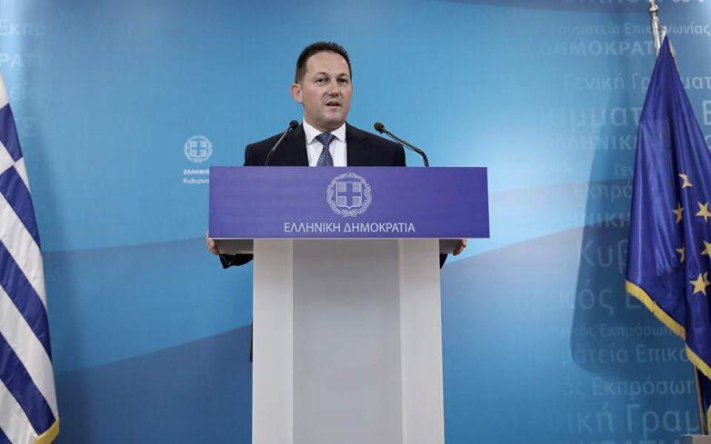 Στ. Πέτσας: Μετά την ψήφιση του εκλογικού νόμου η πρόταση του πρωθυπουργού για τον ΠτΔ