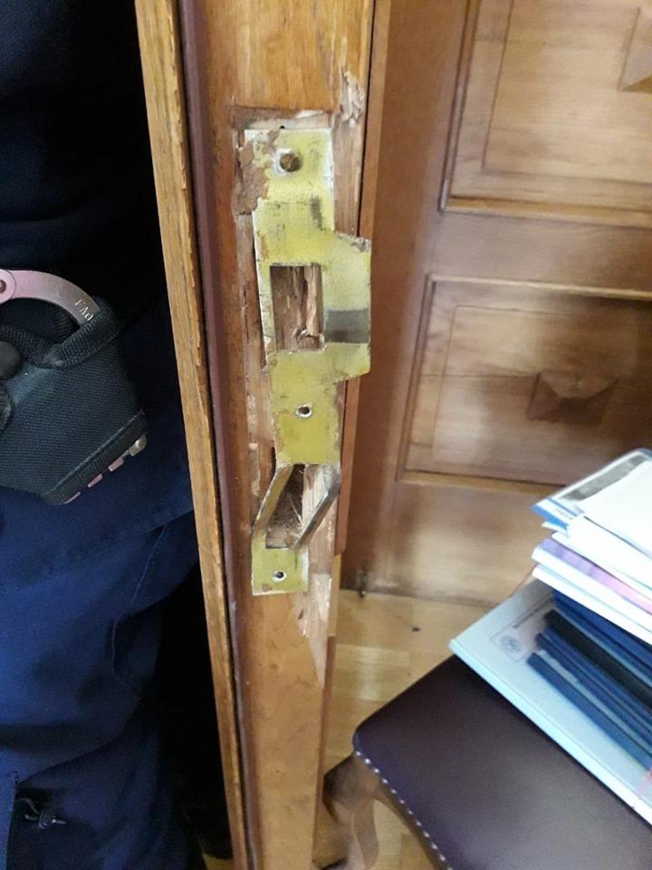 Έφοδο και κατάληψη στα γραφεία της ΠΕΜΣ από μέλη της Επιτροπής Αγώνα Πολιτών Βόλου
