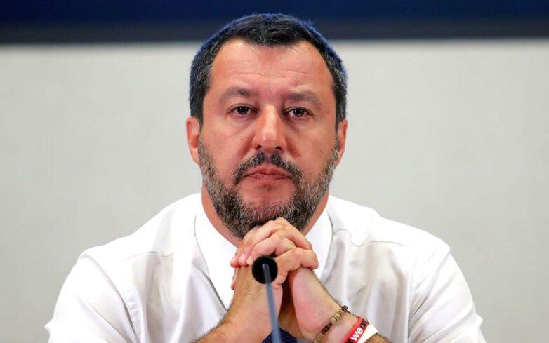 Σε θέση ισχύος, παρά την εκλογολογία, ο Ματέο Σαλβίνι