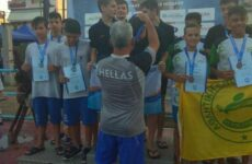 Συνεχίζονται τα μετάλλια για τη Νίκη Βόλου στο Πανελλήνιο ΠΠ – ΠΚ Β'