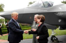 HΠΑ: «Μπλόκο» έως τον Μάρτιο στην Τουρκία για τα F-35