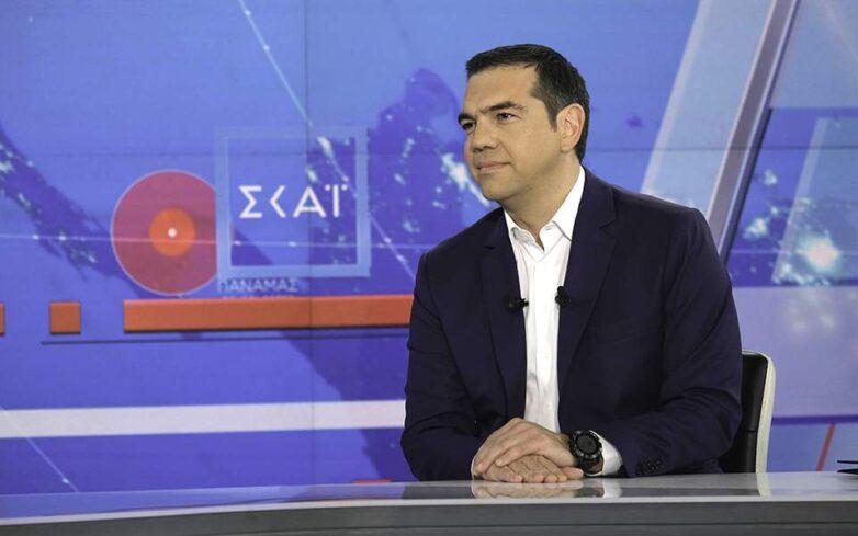 Αλ. Τσίπρας στον ΣΚΑΪ: Ο ΣΥΡΙΖΑ διαχειρίστηκε πολύ μεγάλα και δύσκολα ζητήματα