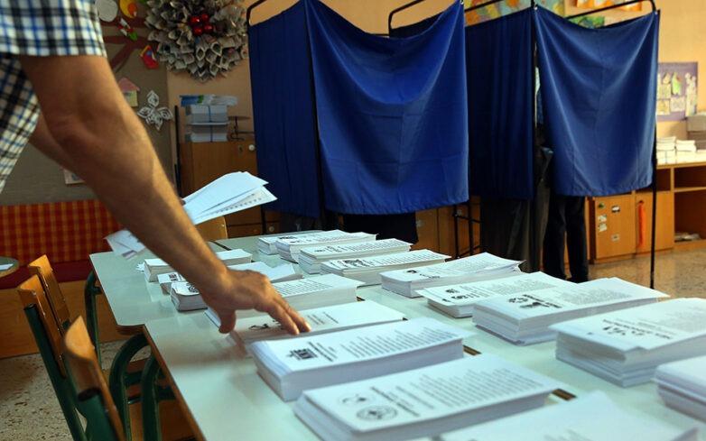 Πρωτιά της ΝΔ σε 49 από τις 59 εκλογικές περιφέρειες