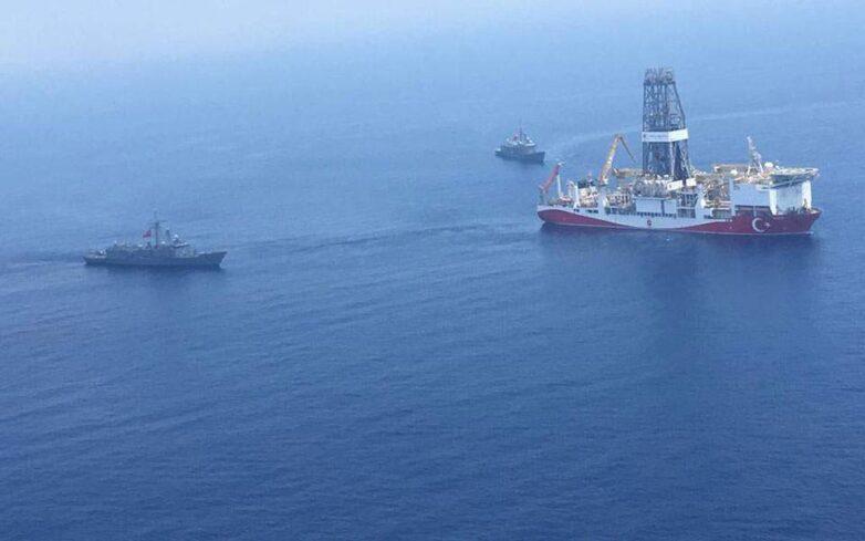Τουρκικό ΥΠΕΞ: Πάγωμα όλων των γεωτρήσεων έως ότου λυθεί το κυπριακό