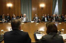 Κυρ. Μητσοτάκης στο υπουργικό: Aπόλυτη εμπιστοσύνη στις δυνατότητές μας να αλλάξουμε την Ελλάδα