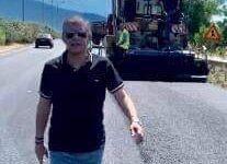Συντηρεί το οδικό τμήμα Αμπελώνα – Ροδιά – Γόννοι η Περιφέρεια Θεσσαλίας