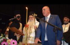 Ορκωμοσία του νέου Δημοτικού συμβουλίου Ρήγα Φεραίου