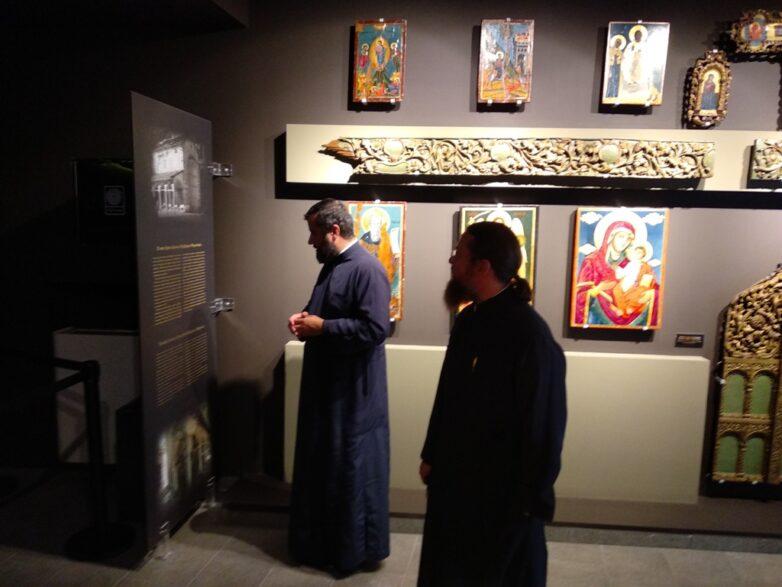 Στο Εκκλησιαστικό Μουσείο Μακρινίτσας ιεράρχες του Οικουμενικού Πατριαρχείου