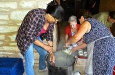 Αναβίωση εθίμου της παραδοσιακής φάβας στον Άγιο Γεώργιο Νηλείας