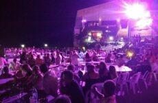 Πλήθος κόσμου στο disco party του Φιλοπρόοδου Συλλόγου Ν. Αγχιάλου