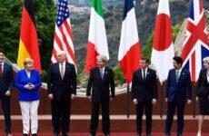 Σύνοδος κορυφής της G7: Η ΕΕ ανακοίνωσε συνεισφορά-ρεκόρ 550 εκατ. ευρώ