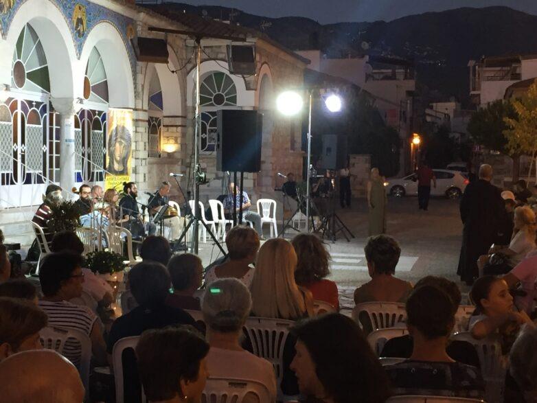 Ολοκληρώθηκε ο κύκλος των εκδηλώσεων «Αυγουστιάτικες Παρακλήσεις 2019»