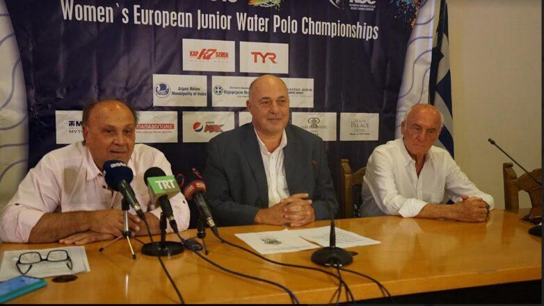 Στο Βόλο το Ευρωπαϊκό πρωτάθλημα Νεανίδων