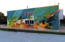 Με δύο τοιχογραφίες ο  τρίτος κύκλος του «CityCall» στο Βόλο