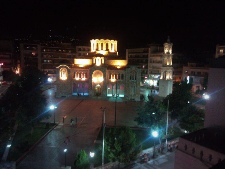 Δημοπρατείται το έργο της συντήρησης του Μητροπολιτικού ναού Αγίου Νικολάου του Βόλου