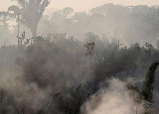 Βραζιλία: Φλέγεται ο Αμαζόνιος