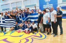Στα ημιτελικά του Ευρωπαϊκού πρωταθλήματος μπάσκετ η Εθνική Εφήβων