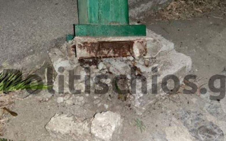 Νεκρός 19χρονος που καταπλακώθηκε από μπασκέτα στη Χίο
