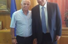 Συναντήσεις Ι. Κίτσιου στο ΥΠΑΑΤ και με τον γ.γ. Οικονομικών