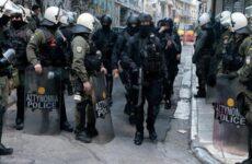 Εννέα συλλήψεις σε καταυλισμό αθίγγανων στο Βόλο