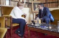 Επενδύσεις και ενέργεια οι στόχοι της επίσκεψης Μητσοτάκη στο Βερολίνο