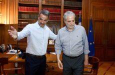 Στην Εύβοια μεταβαίνει ο Κυρ. Μητσοτάκης